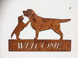 Labrador Welcome