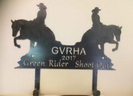 Reining Horse Trophy