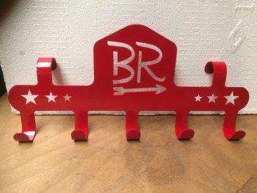 Custom Bridle Rack